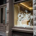 Storefront Window Repair